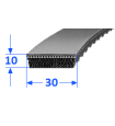 Pas szerokoprofilowy SVX 30x10 1035 OPTIBELT