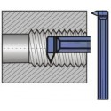 Nóż NNGd-s ISO 13 HSS